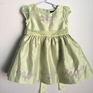 2T Toddler Girls Formal Dress